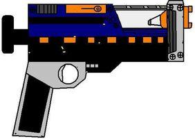 The Cross Blaster!
