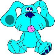 Blue (Orion's Stuffed Puppy) (In Memory)