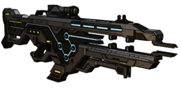 Energy carbine