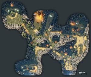 Raupi map