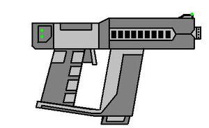 P48 DU FMJ Pistol