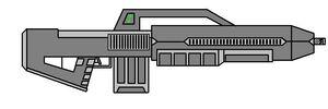 M37 FMJ DU Assault Rifle