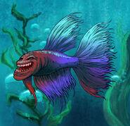 Betta-Trollfish