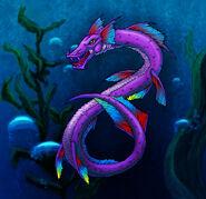 Quantum-Serpent