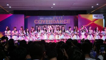 MBK cover dance 2017