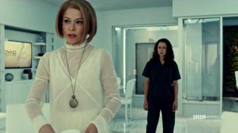 Orphan Black Final Trip Exclusive Scene Sarah vs Rachel June 10 10 9c BBC America