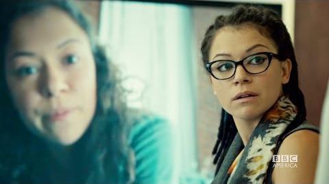 ORPHAN BLACK Ep 3 Trailer - Premieres Sat May 3 BBC AMERICA
