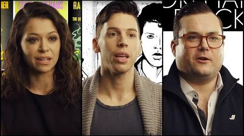 The Orphan Black Season 4 Fan Art Poster Contest - BBC America & EW