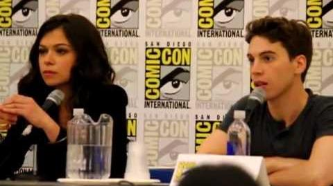 Orphan Black - Entire Panel - SDCC 2013