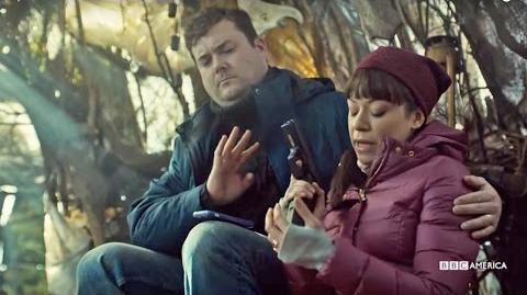 Orphan Black Season 4 Finale Extended Scene - Our Avenging Angel