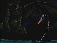 Orphen first meeting with the Bloody August