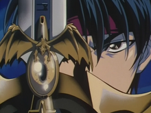 Orphen reveals why Bloody August wants the sword