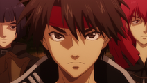 Orphen leads the vanguard