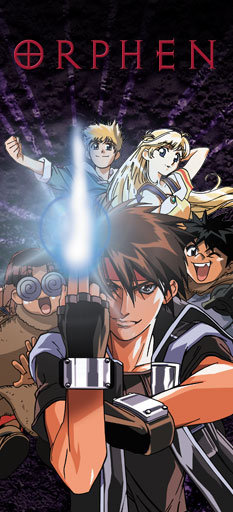 ORPHEN COVER