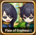 Flaw of Orpheus I