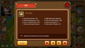VIP level 12