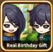Real Birthday Gift