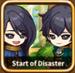 Start of Disaster