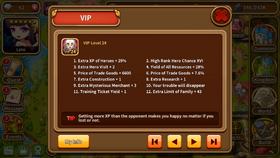 VIP level 24