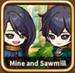 Mine and Sawmill