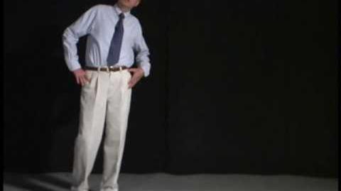 Abnormal Gait Exam Myopathic Gait Demonstration