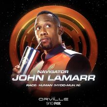John LaMarr promotional image