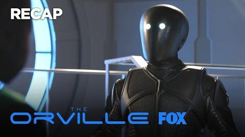 Mission- Into The Fold - Season 1 Ep. 8 - THE ORVILLE