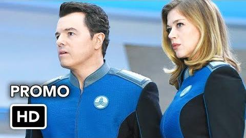 """The Orville Promo """"If the Stars Should Appear"""""""