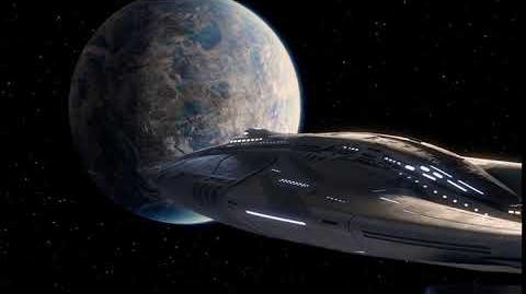 Multi-Phasic Planet in The Orville