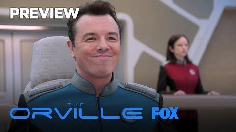 The New Captain Is Thrilled! Season 1 THE ORVILLE
