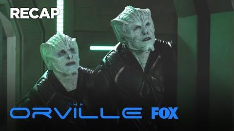 Mission- Krill - Season 1 Ep. 6 - THE ORVILLE