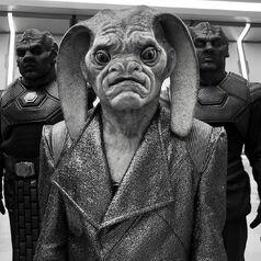 Strange Alien Cassar Jon Episode 206