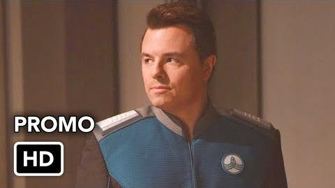 "The Orville Promo ""About a Girl"""