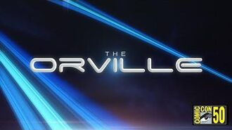 SDCC 2019 The Orville panel