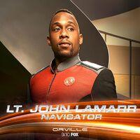 John LaMarr