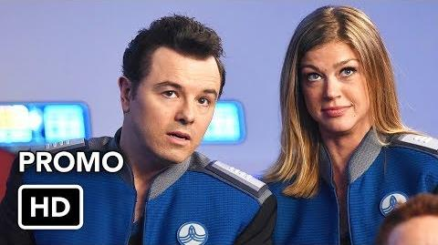 "The Orville Promo ""Cupid's Dagger"""