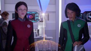 Claire Finn Alara Kitan quantum accelerator