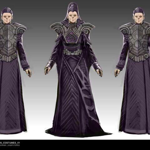 Navarian costume concepts