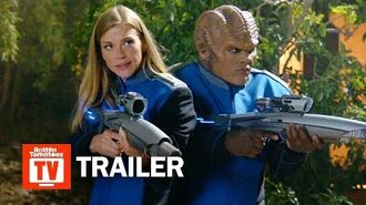 The Orville 'Sanctuary'
