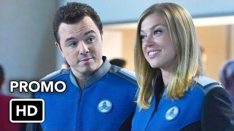"""The Orville Promo """"New Dimensions"""""""