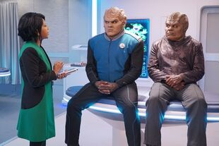 Lasting Impressions | The Orville Wiki | FANDOM powered by Wikia
