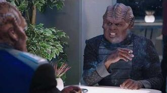 "The Orville Season 2 - Deleted Scene from ""Lasting Impressions"" -SDCC2019"