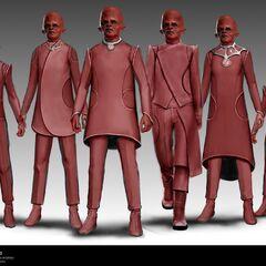 Calivon crowd costume V3