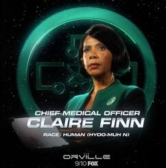 Claire Finn promotional