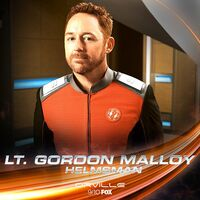Lt Gordon Malloy