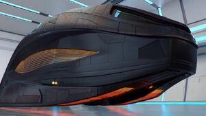 Moclan shuttle