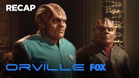 Mission- About A Girl - Season 1 Ep. 3 - THE ORVILLE