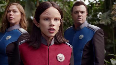 The Orville Old Wounds - Trailer