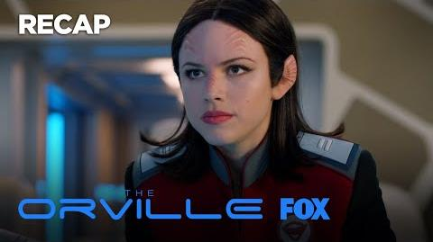 Mission- Command Performance - Season 1 Ep. 2 - THE ORVILLE