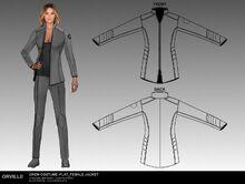 Planetary Union uniform standard Joseph Porro